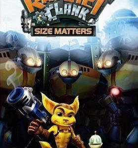 Ratchet & Clank Size Matters Platinum
