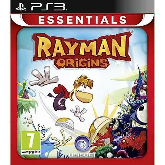 Rayman Origins (UK / Nordic) Essentials