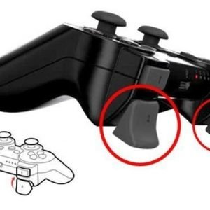 Real Triggers For PS3 controllers (Gioteck)
