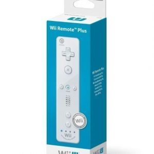 Remote Plus White (For Wii and Wiiu) (Nintendo)