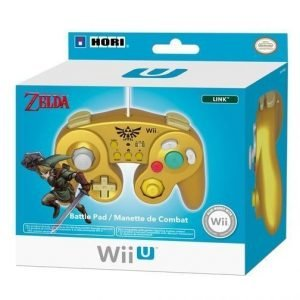 Replica GameCube Controller for Wii U - Link