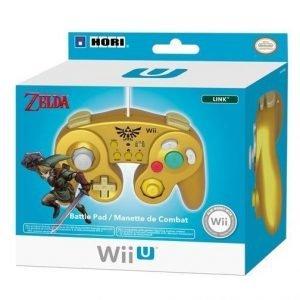 Replica GameCube Controller for Wii U - Link