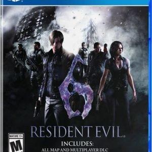 Resident Evil 6 (Import)