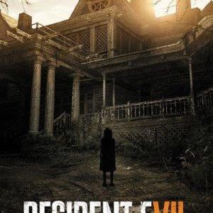 Resident Evil 7 Key Art Juliste