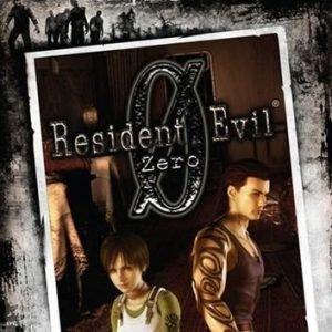 Resident Evil Archives Zero