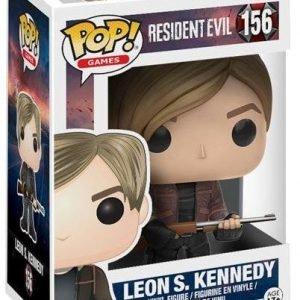 Resident Evil Leon Kennedy Vinyl Figure 156 Keräilyfiguuri