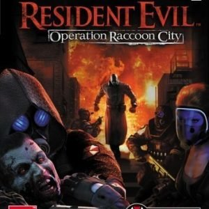 Resident Evil: Operation Raccoon City Nordic Edition