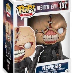 Resident Evil The Nemesis Vinyl Figure 157 Keräilyfiguuri