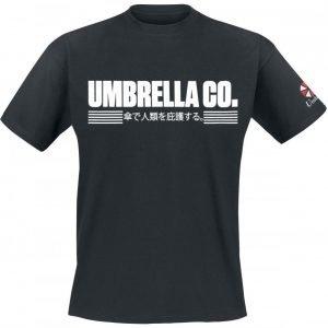 Resident Evil Umbrella Co T-Paita