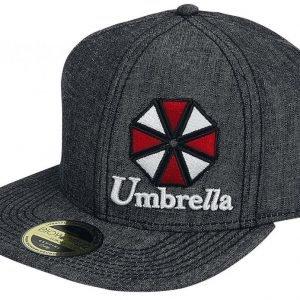 Resident Evil Umbrella Logo Snapback-Lippis