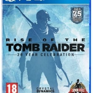 Rise of The Tomb Raider 20 Year Celebration + Art Book