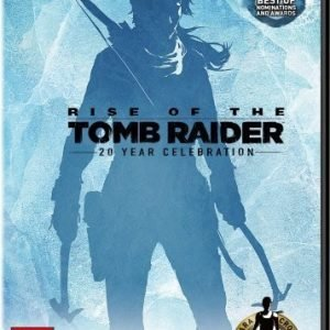 Rise of The Tomb Raider 20 Year Celebration + Artbook