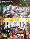 Rollercoaster Tycoon 3 - Gold Edition incl Wild