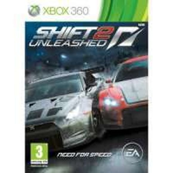 SHIFT 2: Unleashed (Need For Speed) (Nordic)