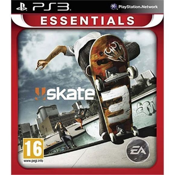SKATE 3 (THREE) Essentials