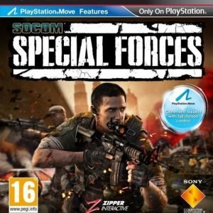 SOCOM: Special Forces (AKA SOCOM 4) - Move Compatible