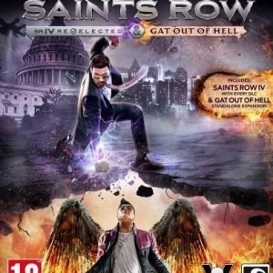 Saints Row IV - Re-Elected + Gat Out Of Hell First Edition