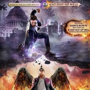 Saints Row IV Re-Elected: Gat Out of Hell