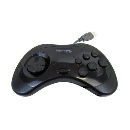 Saturn Controller USB Black