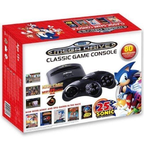 Sega Classic Game Console - Sonic 25th Anniversary