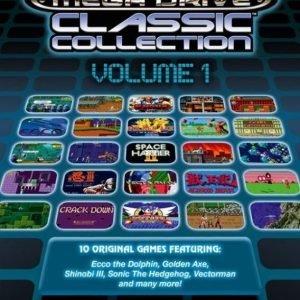 Sega Megadrive Classic Collection Vol. 1