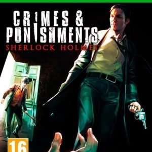 Sherlock Holmes - Crimes & Punishments /Xbox One