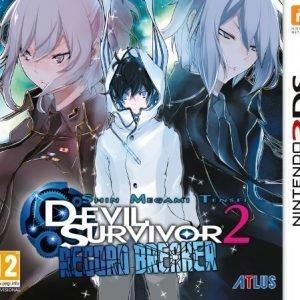 Shin Megami Tensei: Devil Survivor 2: Record Breaker
