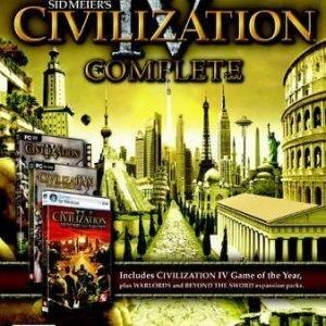 Sid Meier's Civilization IV Complete Edition