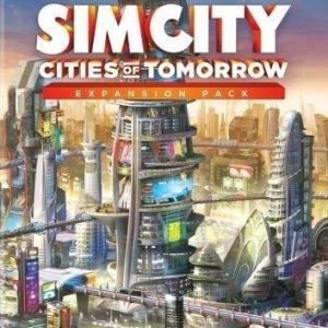 Sim City 5 Cities of Tomorrow