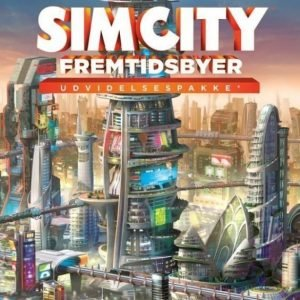 SimCity (2013): Cities of Tomorrow (Code in Box)