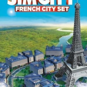 SimCity (2013) French City Set (Code in a box)