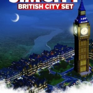 SimCity London City - British City Set