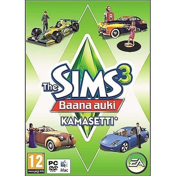 Sims 3 Baana auki Kamasetti (FI)