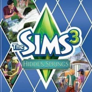 Sims 3 Hidden Springs (Code-in-a-box) (FI)