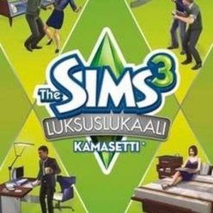 Sims 3 Luksuslukaali Kamasetti (FI)