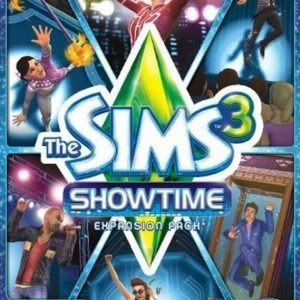 Sims 3: Show Time (FI)