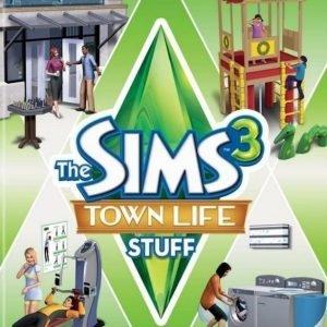 Sims 3: Town Life Stuff (FI)