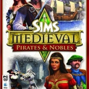Sims Medieval Pirates and Nobles