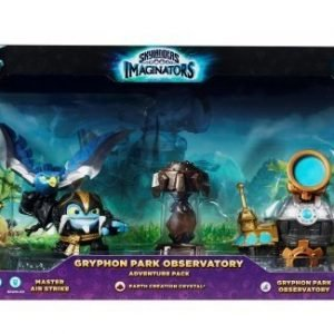 Skylanders Imaginators Adventure Pack - Air Strike/Earth/Observa