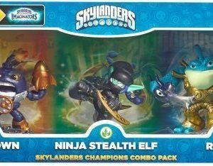 Skylanders Imaginators Classic - Tripple Pack Countdown/Stealth