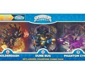 Skylanders Imaginators Classic - Tripple Pack Smolderdash/Dunebu