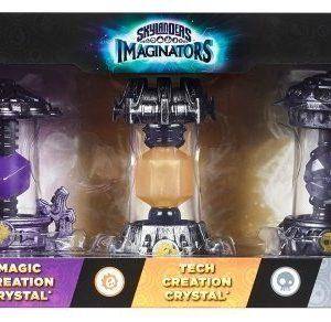 Skylanders Imaginators Crystals 3 Pack - Magic/Tech/Undead