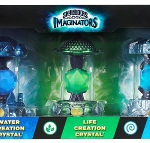 Skylanders Imaginators Crystals 3 Pack - Water/Air/Life