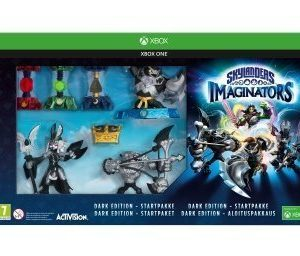 Skylanders Imaginators Starter Pack Dark Edition
