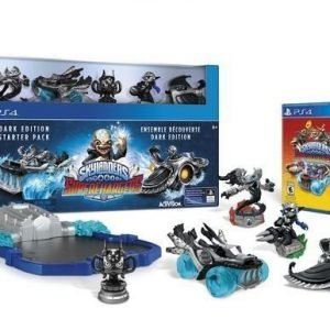 Skylanders SuperChargers - Starter Pack (Dark Edition)