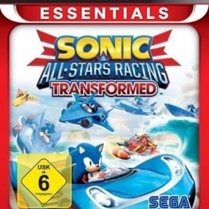 Sonic & All-Stars Racing Transformed Essentials