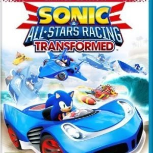 Sonic & All-Stars Racing Transformed Limited Edition