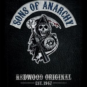 Sons Of Anarchy Cut Kehystetty Kuva