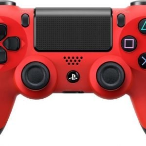 Sony Dual Shock 4 Controller Magma Red (PS4) (Original)