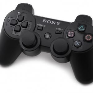 Sony DualShock 3 Sixaxis Controller BLACK (EU)